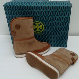 NIB Tory Burch booties Size 7